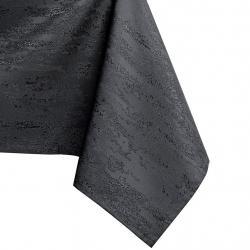 Ubrus AmeliaHome VESTA tmavě šedý