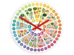 Mazur Nástěnné hodiny Vitamins barevné