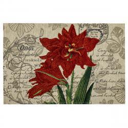 Boma Trading Prostírání Lilie červená, 32 x 48 cm