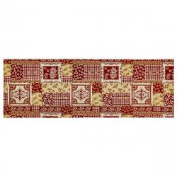 Boma Trading Běhoun Gobelín červená, 32 x 96 cm