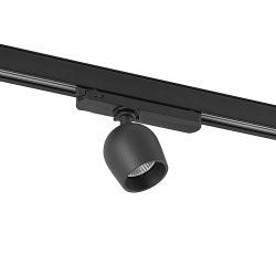 Arcchio Arcchio Bartu LED lištové svítidlo, černé 3000K