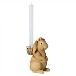 Villeroy & Boch Spring Fantasy svícen, zajíček, 19 cm