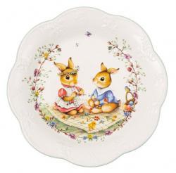 Villeroy & Boch Spring Fantasy mísa na ovoce piknik, Ø 24 cm