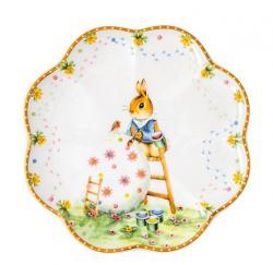 Villeroy & Boch Annual Easter Edition talíř zajíček Max, 22 cm