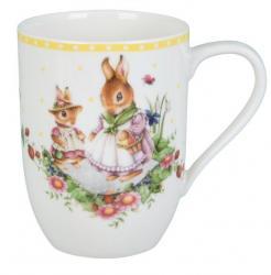 Villeroy & Boch Spring Awakening hrnek 0,37 l, Bunny Tales