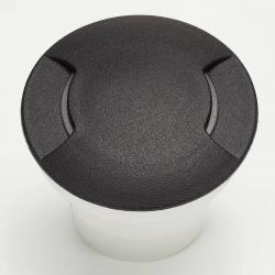 Fumagalli LED podlahové světlo Ceci 120-2 L černá CCT