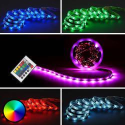 Briloner LED pásek 2024-300 RGB vnitřní 10 m