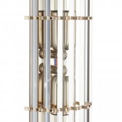 AUSTROLUX BY KOLARZ Nástěnné světlo Ontario, výška 41 cm, zlatá