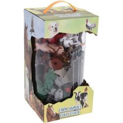 Dětský hrací set Farma, 26 ks