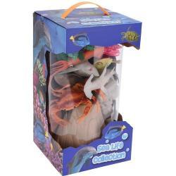 Dětský hrací set moře, 26 ks