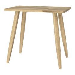 Stolička z dubového dřeva Canett Uno