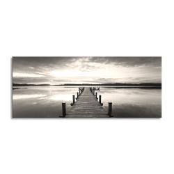 Obraz Styler Canvas Uno Molo Lante, 60 x 150 cm