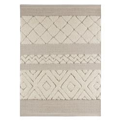 Krémový koberec Mint Rugs Todra, 160 x 230 cm