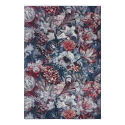 Modro-červený koberec Mint Rugs Symphony, 120 x 170 cm