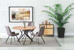 Halmar PIXEL 2 table color: golden oak