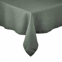 RIGA Ubrus 160 x 160 cm - zelená