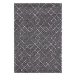 Šedý koberec Mint Rugs Archer, 120 x 170 cm
