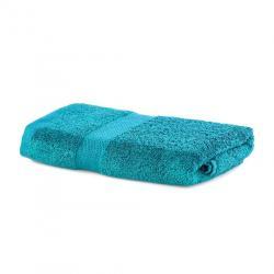 Bavlněný ručník DecoKing Mila 30x50cm tyrkysový