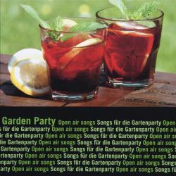 GARDEN PARTY CD Písničky na zahradní párty