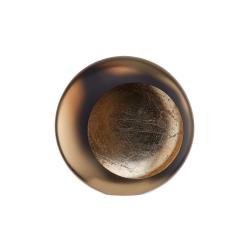 MOON Svícen na čajovou svíčku 16 cm