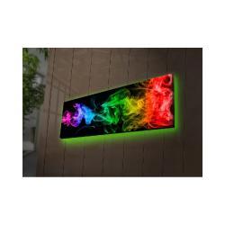 Podsvícený obraz Ledda Psychedelic, 90x30cm