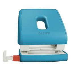 Modrá kancelářská děrovačka Leitz Cosy