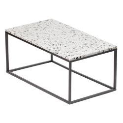 Konferenční stolek s kamennou deskou RGE Cosmos, délka 110 cm