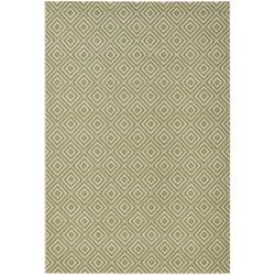 Zelený venkovní koberec Bougari Karo, 160x230cm