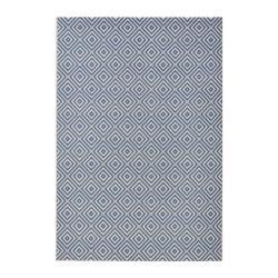 Modrý venkovní koberec Bougari Karo, 200x290cm