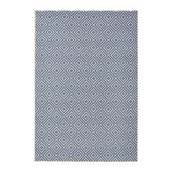Modrý venkovní koberec Bougari Karo, 140x200cm