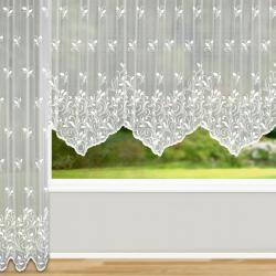 Albani Záclona Bologna oblouk, 300 x 125 cm