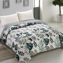 AmeliaHome Přehoz na postel Botanique, 220 x 240 cm