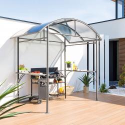 HESPERIDE Zahradní přístřešek pro gril 2,5x1,6 m