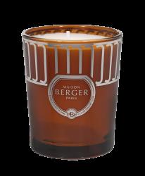 Maison Berger Paris Land svíčka Ambrový prach, 180 g