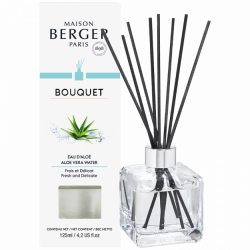 Maison Berger Paris aroma difuzér Cube, Voda z aloe 125 ml
