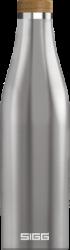 SIGG dvoustěnná nerezová láhev na vodu Meridian, 0,5 l