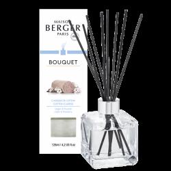 Maison Berger Paris aroma difuzér Cube, Bavlněná péče 125 ml
