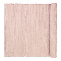 Blomus Bavlněný kobereček SOLO světle růžový 70 x 130 cm