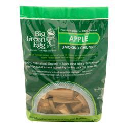 Big Green Egg Dřevěné špalíky na uzení jablko 9 l