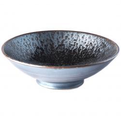 MIJ Mísa na polévku Black Pearl 24 cm 1,2 l