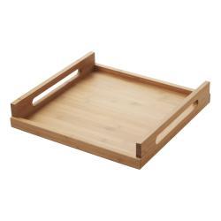 REVOL Dřevěný čtvercový podnos Touch