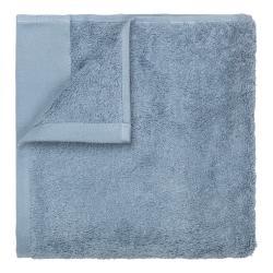 Blomus Ručník RIVA kouřově modrá 50 x 100 cm