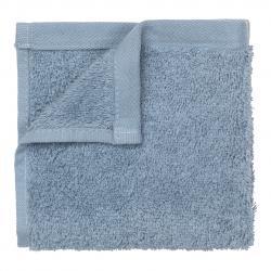Blomus Set ručníků na ruce RIVA kouřově modrá 30 x 30 cm