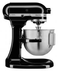 Robot Heavy Duty KitchenAid 5KPM5 královská černá