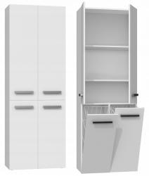 Shoptop Koupelnová skříňka ARDIA 2 bílá