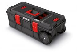 PlasticFuture Kufr na nářadí X-BLOCK TECH 79,5x38x30,7 cm černo-červený