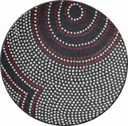 Villeroy & Boch Manufacture Rock Desert pečivový talíř, Ø 16 cm