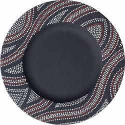 Villeroy & Boch Manufacture Rock Desert jídelní talíř, Ø 27 cm