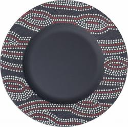 Villeroy & Boch Manufacture Rock Desert dezertní talíř, Ø 22 cm