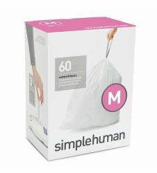Sáčky do odpadkového koše 45 L, Simplehuman typ M zatahovací, 3 x 20 ks ( 60 sáčků )